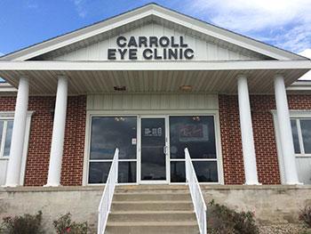 carroll eye clinic